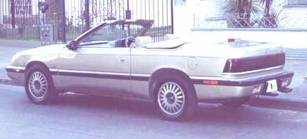 Chrysler Lebaron 1