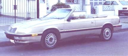 Chrysler Lebaron 2