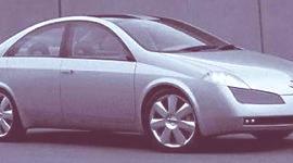 Nissan Fusión Concept 2000, historia