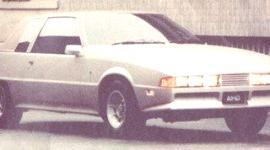 Historia de los Concept Cars, Ford Navarre y Probé I 1979
