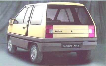 086 - 1980 Pockar