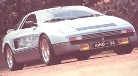 Historia de los Concept Cars, Ford AC y Avantgarde 1981