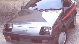 Historia de los Concept Cars, Ford Shuttler 1981 y Altaír 1982