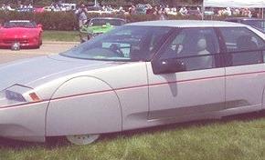 Historia de los Concept Cars, Ford Probé IV y Topaz 1982