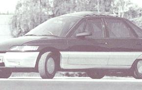 Historia de los Concept Cars, Ford Eltec y Probé V 1985