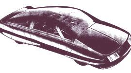 Historia de los Concept Cars, Ford T2008 1985 y Vignale TSX-6 1986