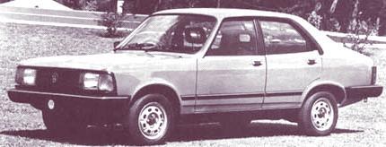 1985 Volkswagen 1500