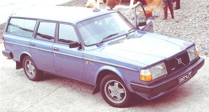 245 Turbo 1984