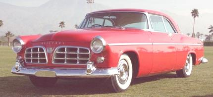 300 Sport Coupe 1955