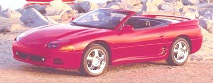 3000 GT Cabrio