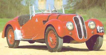 328 Roadster 1936