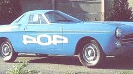Peugeot 404 Records 1965, historia