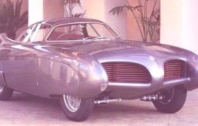 Alfa Romeo B.A.T by Bertone, historia