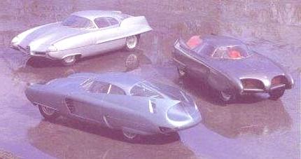 BAT 5, 7 y 9 1953