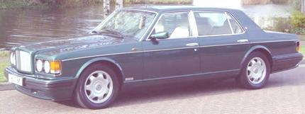 Bentley-Turbo R-2