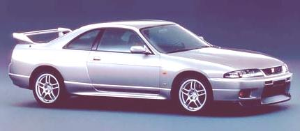 Gris R33 GT-R 2