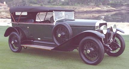 H6 Duvivier Torpedo 1919