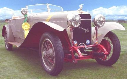 H6B Labourdette Skiff 1922