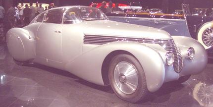 H6C Saoutchik Xenia Coupe 1938