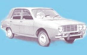 Renault 12 (Argentina), historia