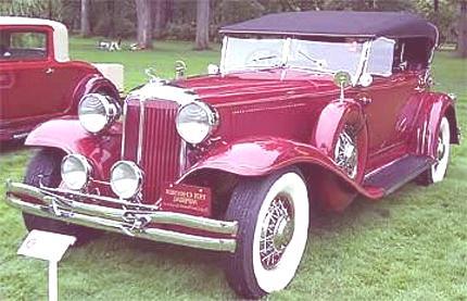 Imperial Phaeton 1931