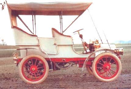 Model B Tonneau 1904