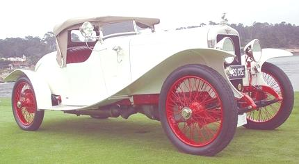 Type 26 James Flood Sports Roadster 1914