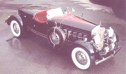 V16 Pininfarina 1931