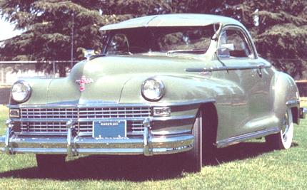 Windsor Business Coupe 1948