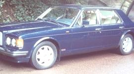 Bentley Turbo R 1985, historia