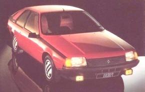 Renault Fuego 1980-1992 (Argentina), historia
