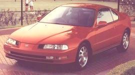 Honda Prelude 1988, historia