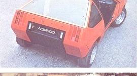 Historia de los Concept Cars, Ford Corrida y Prima 1976