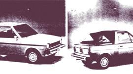 Historia de los Concept Cars, Ford Fiesta Fantasy y GTK 1979