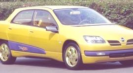 Nissan CQ-X Concept 1996, historia