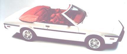 Cabrio-foto