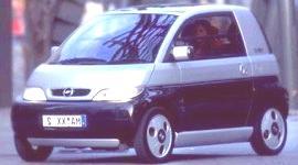 Opel Maxx Concept, historia