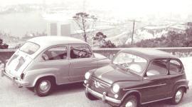 Historia del 600: Los años 50 y 60