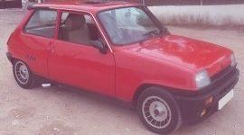 Renault 5 Copa Turbo, la leyenda
