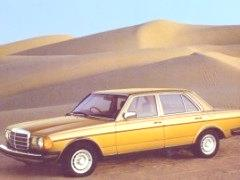 Mercedes w123 coupe 300D