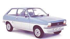 Ford Fiesta, primera generación