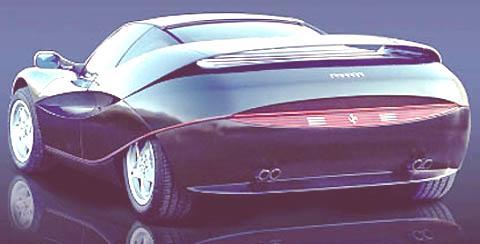 Ferrari F90 1988-02