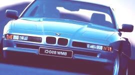 BMW 850i: la gran coupé deportiva de la firma alemana