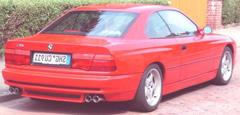 BMW 850-08