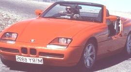 """BMW Z1 1988: el primer """"Z"""" de la marca alemana"""