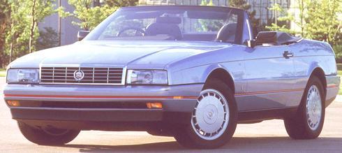Cadillac Allante 1989-001