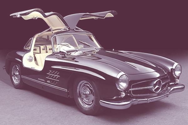 Mercedes-300-sl