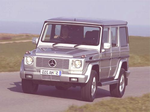 Mercedes Clase G: