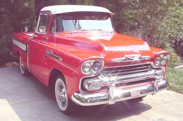 Historia de las Pick-Up chevy cameo