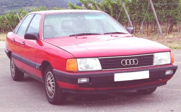 Audi_100_C3,_BJ_1987